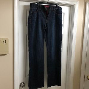 Lucky Brand Men's Dark Wash Jeans